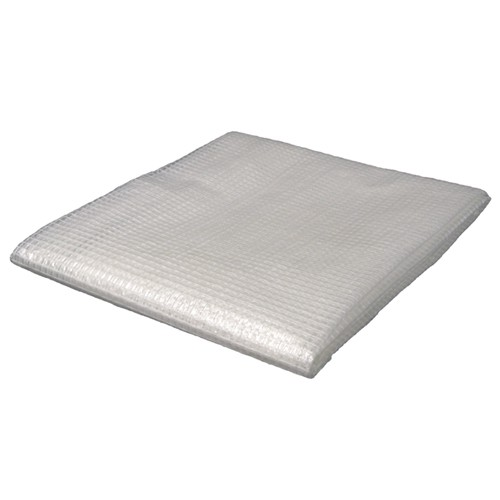 16 X 16 Heavy Duty Premium Clear Tarp