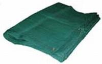07 X 10 Heavy Duty Green Mesh Tarp