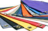30' X 60' Super Heavy Duty Vinyl Tarps 18 oz Coated Polyester