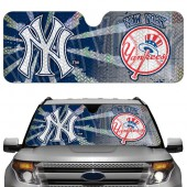 New York Yankees MLB Auto Sunshade Cover