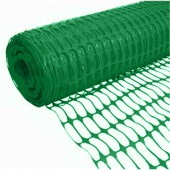 4' X 50' Green Safety Fence - Snow Fencing - Construction Barrier (2 Pack)