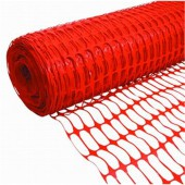 4' X 50' Orange Safety Fence - Snow Fencing - Construction Barrier (2 Pack)