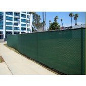 8' X 50' HEAVY DUTY GREEN FENCE SCREEN MESH TARP