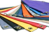10' X 12' Super Heavy Duty Vinyl Tarps 18 Oz Coated Polyester
